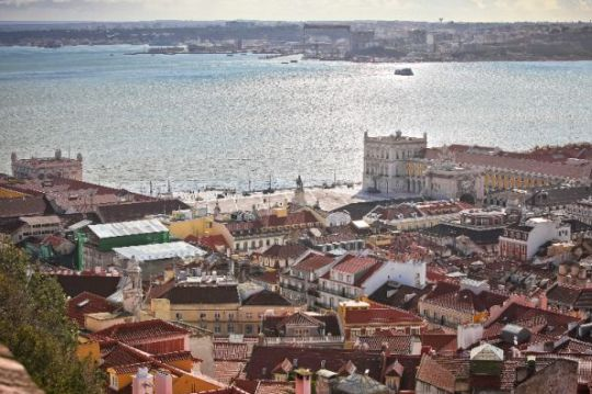Uma das capitais europeias, Lisboa (Portugal) (foto: visitlisboa.com)
