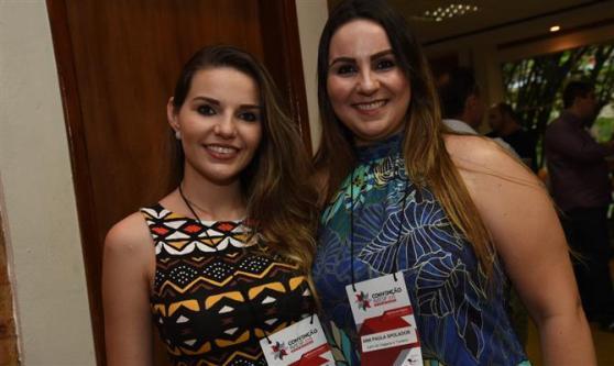Nathalia Spolador e Ana Paula Spolador, da Lets Go Viagens e Turismo
