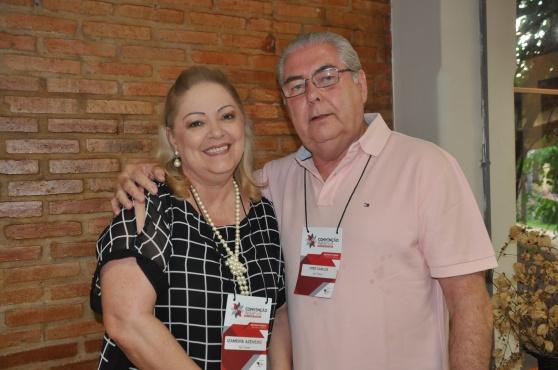 Izameire Azevedo e José Carlos da Iza travel