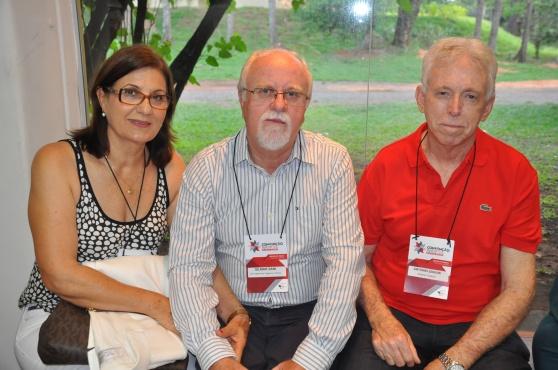 Maria José Zanie Gilmar Zani da Zani Agência e Antonio Zaguis da Adriana Viagem
