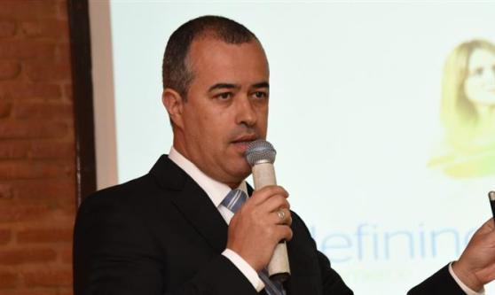 Luis Carlos Vargas, da Travelport, apresentou o My PNR, solução agora disponível aos agentes da Aviesp