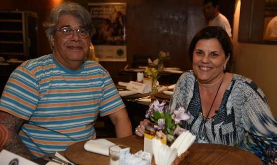Alexandre Luiz de Oliveira e Maria de Fátima Estephan, da Accessible Tour