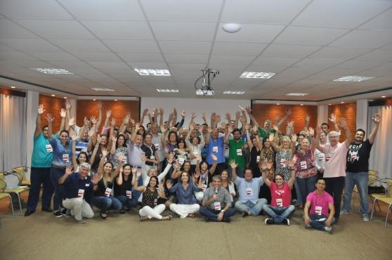 Participantes da 2ª Convenção AVIESP