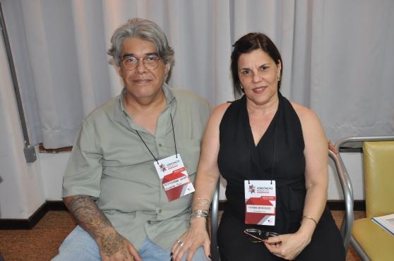 Alexandre Souza e Fátima Monteiro, da Accessible Tour
