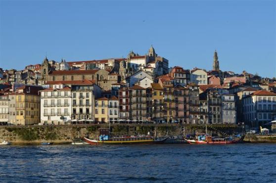 Porto, cidade que tem registrado crescimento de brasileitos em 2016