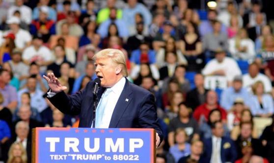 Empresário Donald Trump é eleito presidente dos Estados Unidos