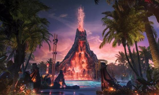 volcano-bay