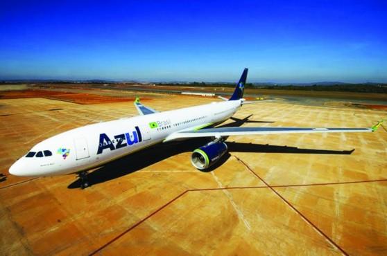 Uma malha aérea que opera para 100 destinos