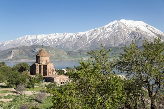 Church of the Holy Cross, Armenian cathedral in Turkey