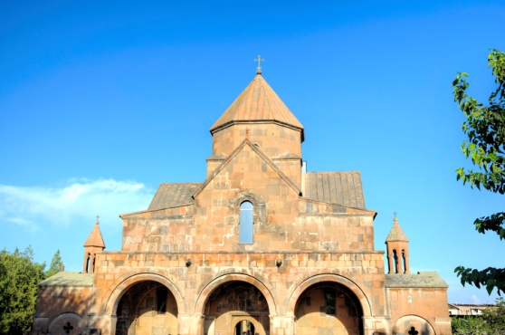 Saint Gayane Church. Etchmiadzin (Vagharshapat), Armenia