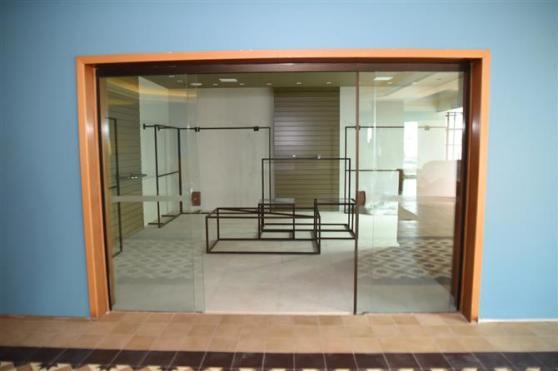 Espaço onde nova loja será inaugurada