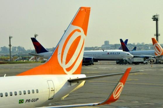 São mais de 500 voos sob acordo de codeshare