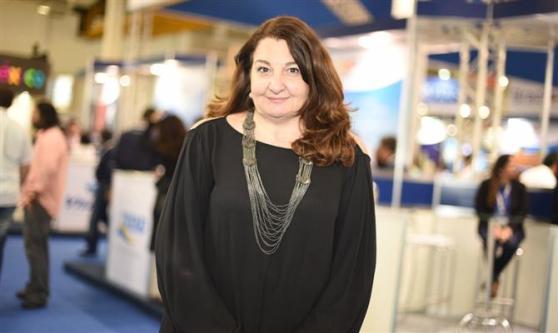 Magda Nassar, presidente da Braztoa e vice-presidente de Produtos e Marketing da Agaxtur
