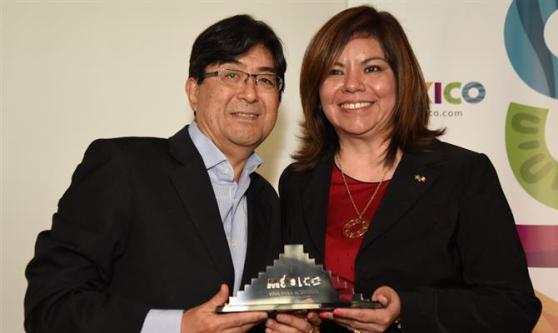 Pedro Shiray, da Schultz, recebe seu reconhecimento