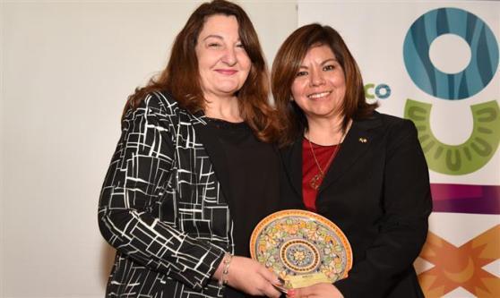 Magda Nassar, da Braztoa, também foi premiada