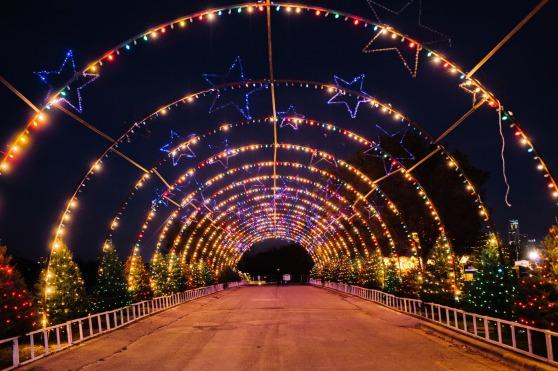 Austin Trail of Lights (Foto: Divulgação)