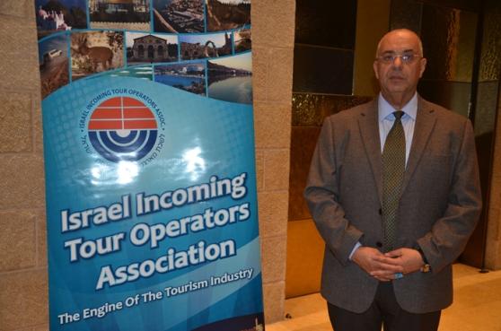 Yossi Fatael, da Associação de Operadores Incoming de Israel