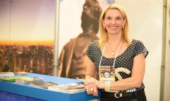 Alexandra Caprioli, diretora de Turismo de Campinas (SP)