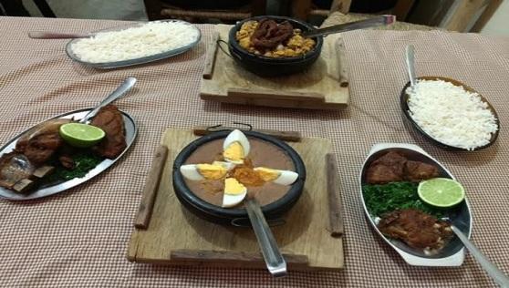 A gastronomia mineira. Foto: Ascom MTur