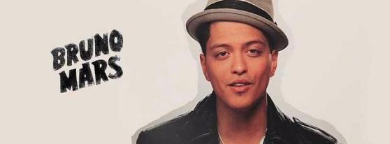 Bruno Mars dará shows em Las Vegas em 2017