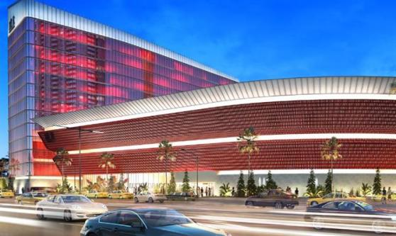 The Lucky Dragon Hotel and Casino, novo hotel de Vegas