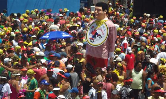 Em Pernambuco, o Carnaval deverá movimentar R$ 131,4 milhões