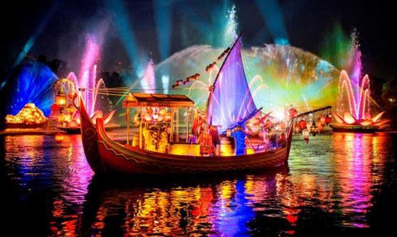 Espetáculo Rivers of Light estreia esse mês no Animal Kingdom