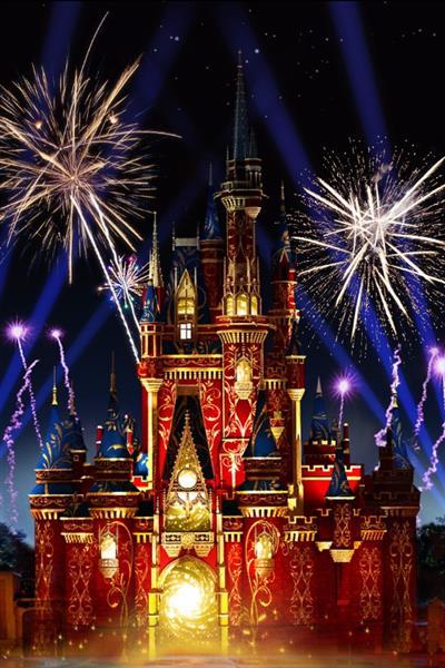 Castelo da Cinderela, no Magic Kingdom, vai ser palco de novo espetáculo
