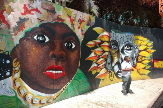 Medellín Graffitour, Colômbia – foto Igor Regis