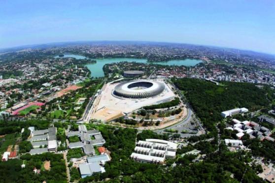 Belo Horizonte será um dos principais palcos dos eventos que serão realizados neste ano (Foto: Gil Leonardi/Imprensa MG)
