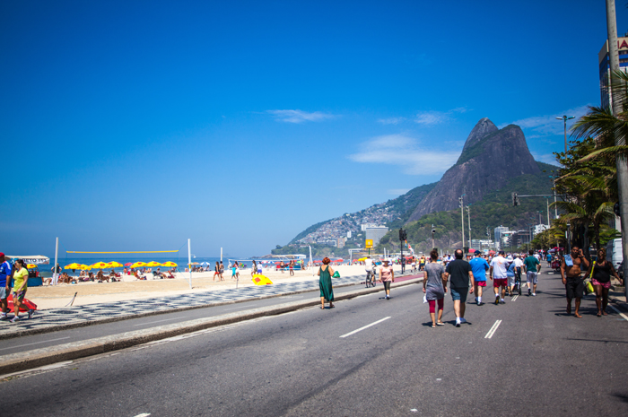 O Rio é destaque pelo potencial ecológico(Foto: MTur)