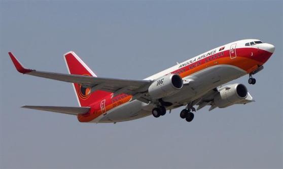 TAAG ampliou frequência de voos para o Brasil