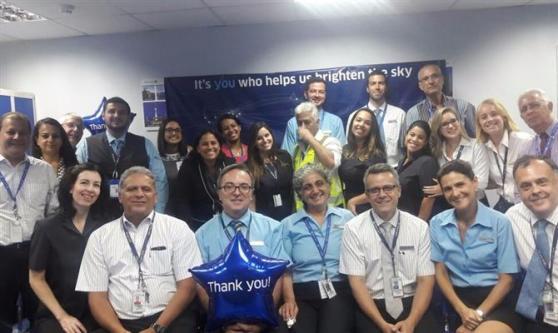 Equipe United do Aeroporto Internacional do Rio de Janeiro - Galeão