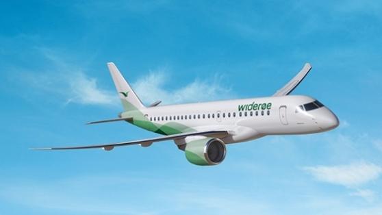 A maior companhia regional da Escandinávia ganhou moral com a Embraer