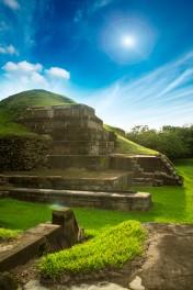 sito arqueologico Maya SAN ANDRES_el salvador
