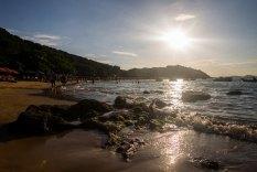Armação dos Búzios - Pôr do Sol na Praia da Tartaruga. Crédito: Erbs Jr. / EP